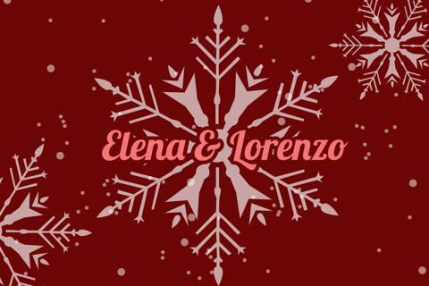 Elena e Lorenzo